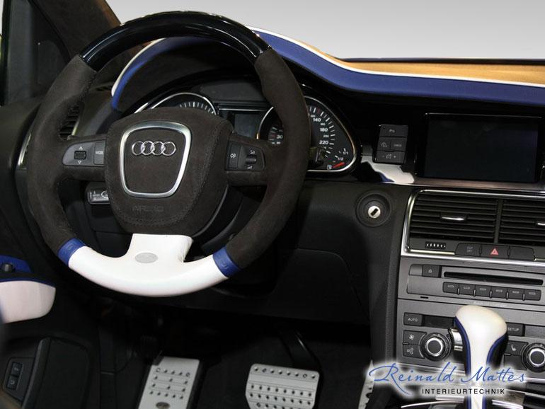 Reinald Mattes Interieurtechnik | Interieur » Audi » Basisfahrzeug Q7