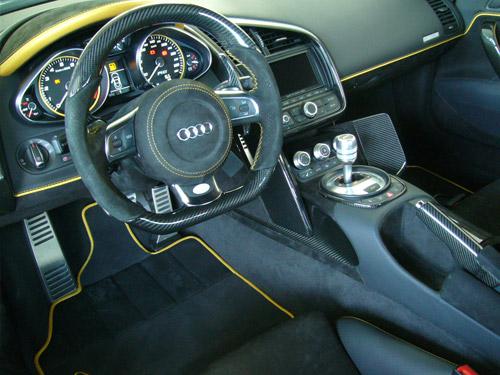 Reinald Mattes Interieurtechnik | Interieur » Audi