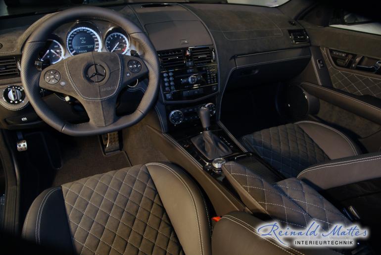 Reinald Mattes Interieurtechnik | Interieur » Mercedes ...